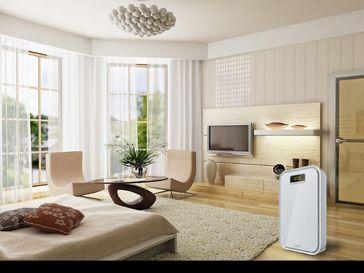 OEM商品化支援事例 家電 空気清浄機