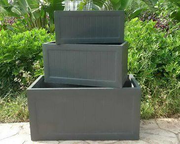 中国OEM支援事例 植木鉢