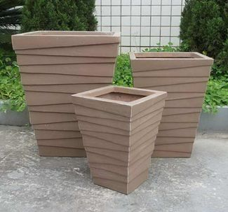 OEM商品化支援事例 植木鉢