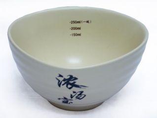 中国OEM生産支援事例,茶碗