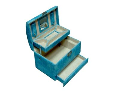 中国生産OEM商品化支援事例 アクセサリー ジュエリーボックス