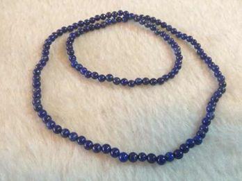 中国生産OEM商品化支援事例 アクセサリー Lapis Lazuli
