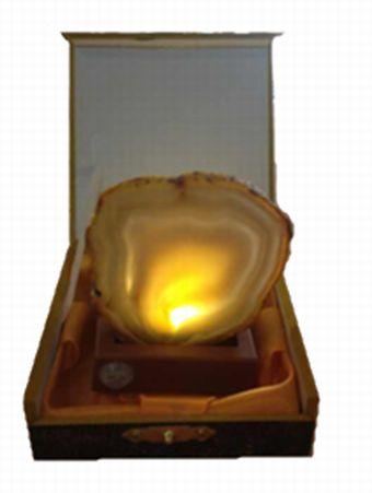 中国生産OEM商品化支援事例 アクセサリー Grey Agate