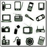 OEM/ODM商品化 支援実例電子・AV機器カテゴリー