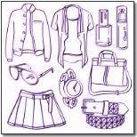 OEM/ODM商品化 支援実例ファッションカテゴリー