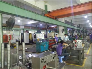 OEM/ODM商品化協力工場金型現場2