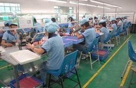 OEM/ODM商品化協力工場生産現場1