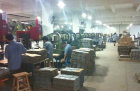 OEM/ODM商品化協力工場生産現場3