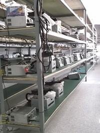 OEM/ODM商品化協力工場測定画像2