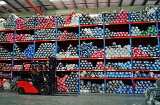 OEM/ODM商品化協力工場倉庫